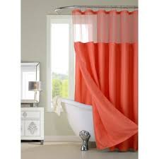 Pink And Orange Shower Curtain Pink Shower Curtains You U0027ll Love