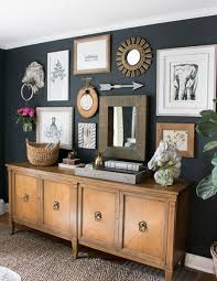 diy mirror wall decor blue flower wall decor red terracotta foil