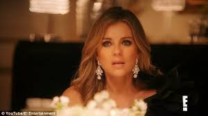 elizabeth hurley is authorative in new the royals trailer daily
