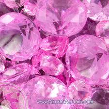 akasha accents home decor accents fuschia sparkling diamonds