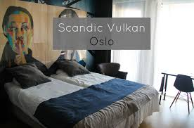 where to stay in oslo the scandic vulkan hotel the traveloguer