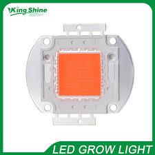 epistar led grow light 30w led grow light chip epistar full spectrum 380 840nm 30w led grow