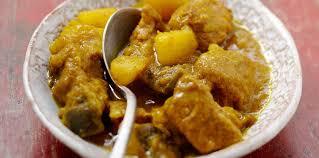 cuisine guyanaise colombo de porc à la guyanaise facile et pas cher recette sur