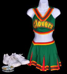 cheerleading uniforms halloween shamari fears
