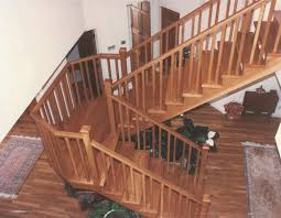 Stairs With Landing by Stairs Jefferson Woodworking Llc Architectural Woodworking