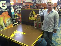 table tennis store near me dermott brereton and our afl table tennis tables