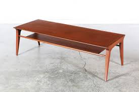 Coffee Table Store Drexel Profile Coffee Table By Koert Vintage Supply Store