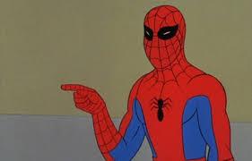 Spiderman Meme Generator - meme generator spiderman pointing generator best of the funny meme