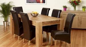 oak dining room set charming dining tables solid oak ideas square modern dining room