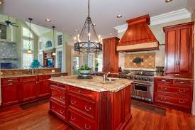 coordinating wood floor with wood cabinets 25 cherry wood kitchens cabinet designs ideas designing idea