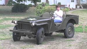 military jeep rare 1941 bantam rc wwii military jeep u2022 sullivan auctioneers
