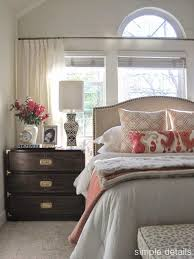 budget friendly master bedroom makeover inspiration designer