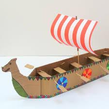 how to make a viking longboat hobbycraft blog