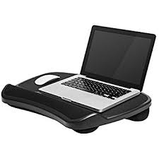 Best Buy Laptop Desk Amazon Com Laptop Lap Desk Portable Tray With Foam Cushion