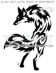 cool tribal fox designs to draw free clip arts sanyangfrp