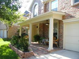 image of small house front porch designs white chic latest porches