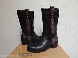 ugg jaspan sale ugg jaspan black equestrian style suede boots us 7 eur 38 uk