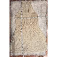 73 off free people dresses u0026 skirts free people ivory lost in a