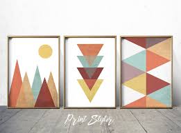 Decoration Geometric Wall Decals Home by Geometric Art Prints Geometric Wall Art Geometric Art Nordic