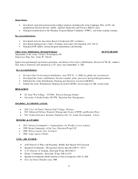 Chief Of Staff Resume Business Resume 8 Feb 2017 Updated