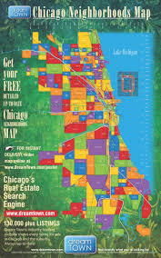 Downtown Chicago Map by Chicago Neighborhood Map Diagnosing Wanderlust