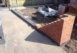garden wall old roan ljp builders