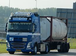 volvo trucks holland volvo fh4 globetrotter from overmeer transport holland a photo