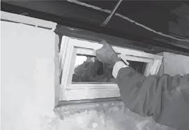 Replacing A Basement Window by Basement Window Replacement Learn About Installation And Costs