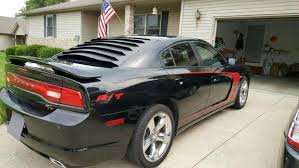 dodge charger louvers louvers w pics dodge charger forums