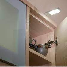 kitchen over cabinet lighting quadra plus o led over cabinet light