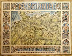 germania map map of germania by fibacz on deviantart