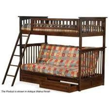 Whalen Bunk Beds Whalen Wood Bunk Bed Intersafe