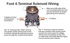wiring diagram for 4 pole starter solenoid u2013 readingrat net