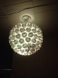 Diy Light Fixtures by Collection In Paper Light Fixtures 1000 Images About Very Cool Diy