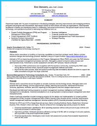 Pmo Resume Sample by Incredible Formula To Make Interesting Business Intelligence Resume