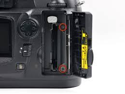 Memory Card Nikon D70 nikon d70 memory door replacement ifixit