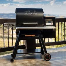 traeger timberline 850 smoker bbq grill wifire controller