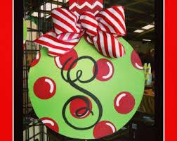 ornament door hangers