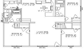 smart placement house plans one story with basement ideas