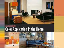 paint colors for mid century modern interior home design judea us