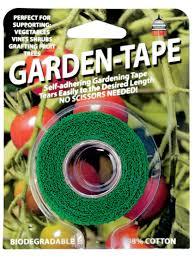 garden tape adhesive cotton tape gardeners com