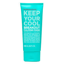 buy keep your cool calming breakout mask 100 ml by formula 10 0 6