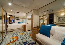dream voyager bedroom with tv u2013 luxury yacht browser by