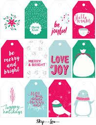 printable gift tags skip to my lou