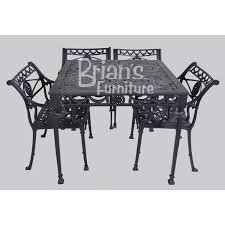 dolphin cast aluminum furniture collection baton rouge area