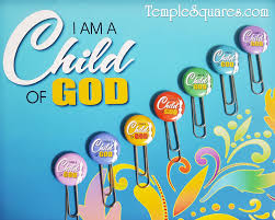button bookmark i am a child of god lds gifts 2018 primary theme