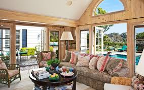 wide wallpaper home decor interior design cozy living room with beautiful view widescreen