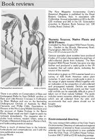 native plants of new england nursery sources native plants and wild flowers compiled by new