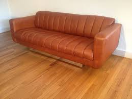Leather Mid Century Modern Sofa by Unique Mid Century Leather Sofa 71 For Modern Sofa Inspiration