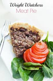 cuisine weight watchers pie weight watchers recipe this